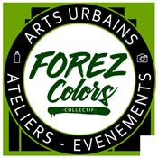 Forez Colors Logo