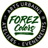 Forez Colors Logo